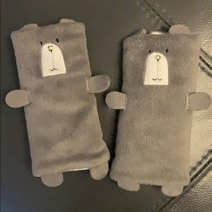 Other - Bear strap covers